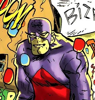 Bizarro Atom (New Earth)
