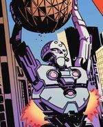 Brainiac Earth 23 0001
