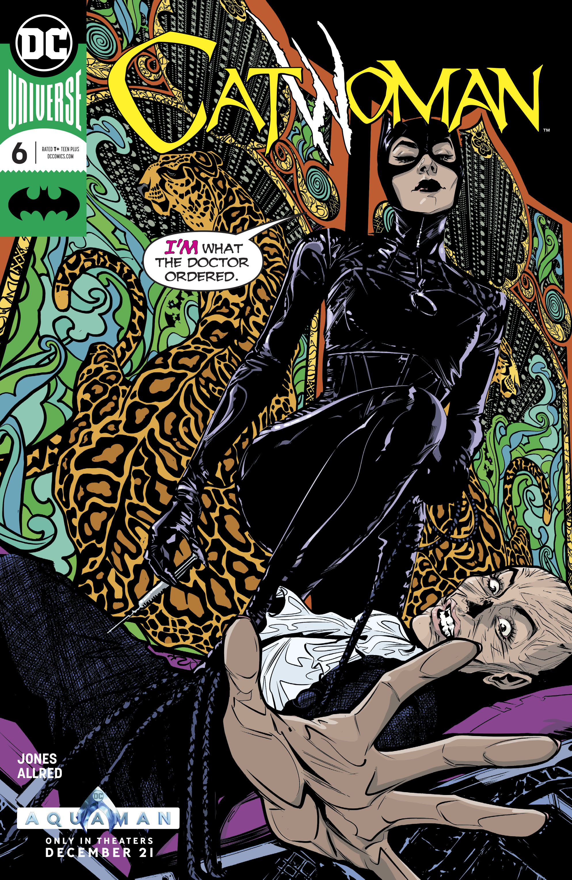 Catwoman Vol 5 6