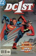 DC First Flash Superman Vol 1 1