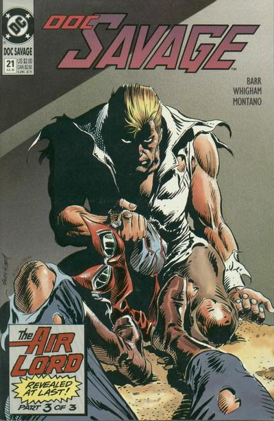 Doc Savage Vol 2 21