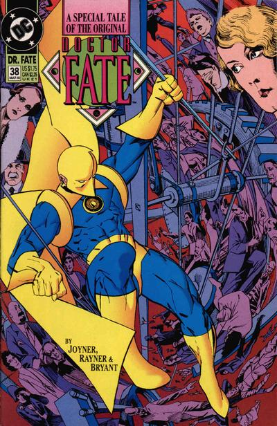 Doctor Fate Vol 2 38