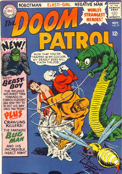 Doom Patrol Vol 1 99