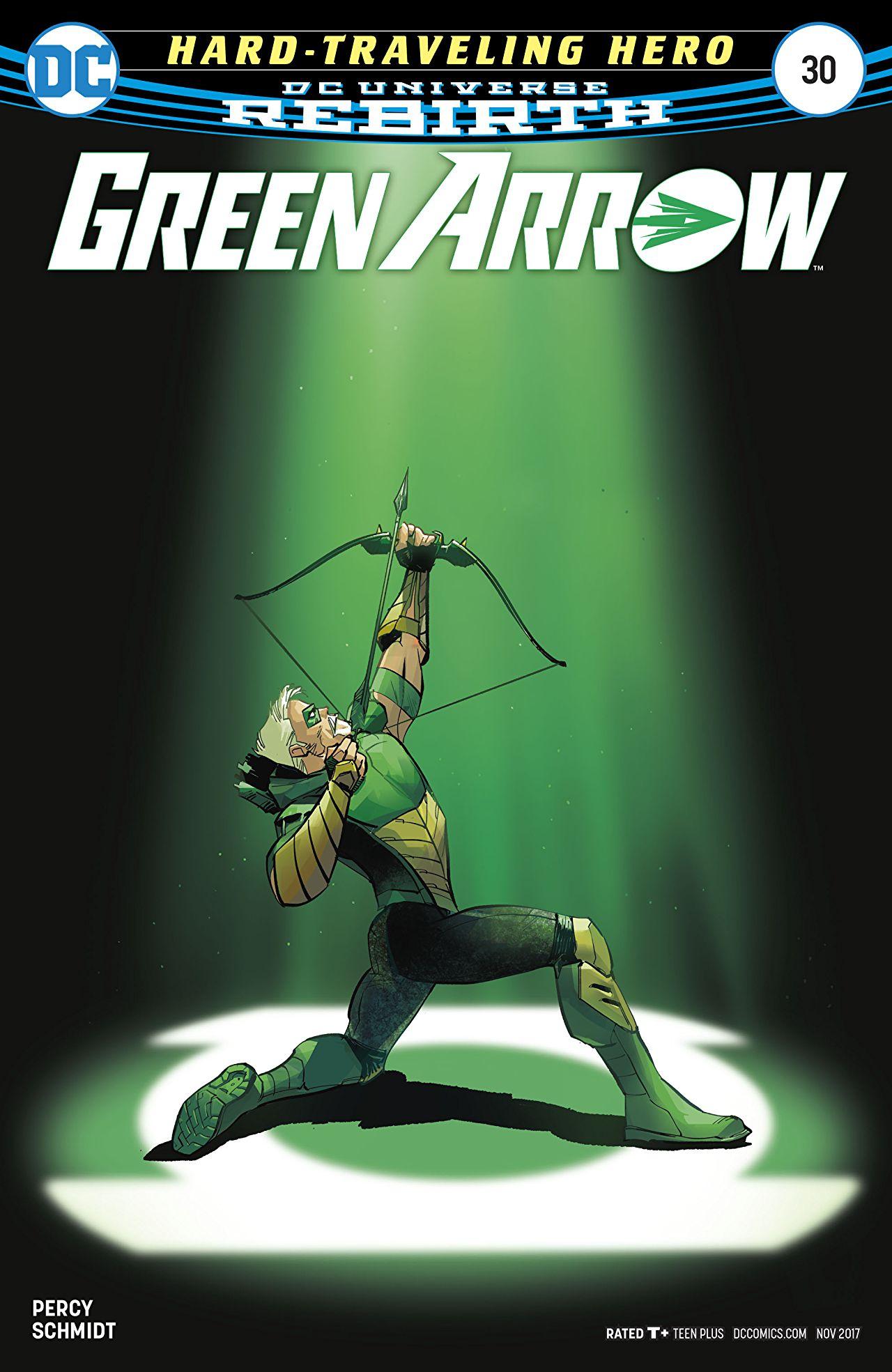 Green Arrow Vol 6 30