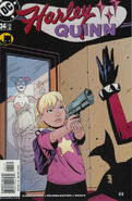 Harley Quinn Vol 1 34