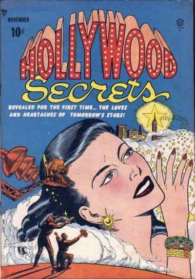 Hollywood Secrets Vol 1