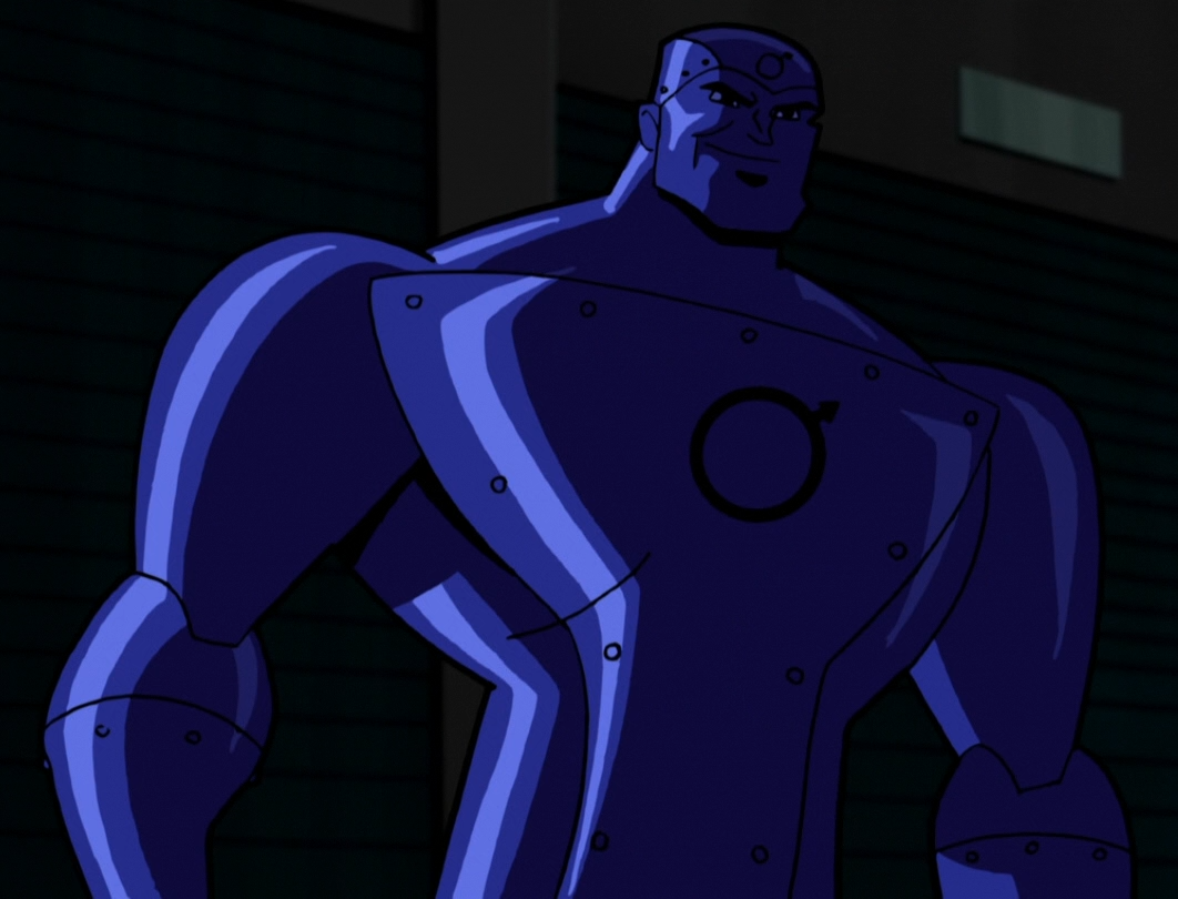 Iron (The Brave and the Bold)