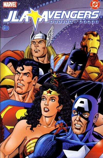Avengers/JLA Vol 1