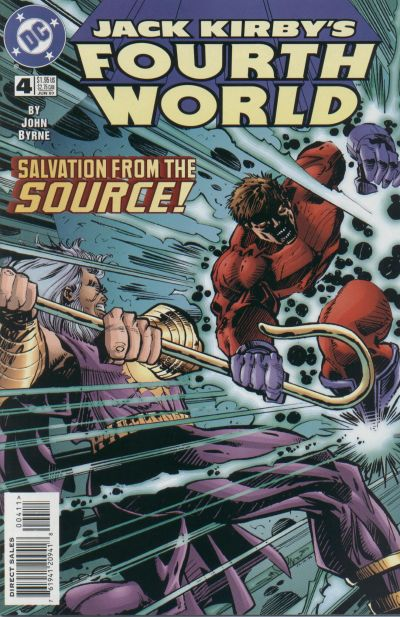 Jack Kirby's Fourth World Vol 1 4