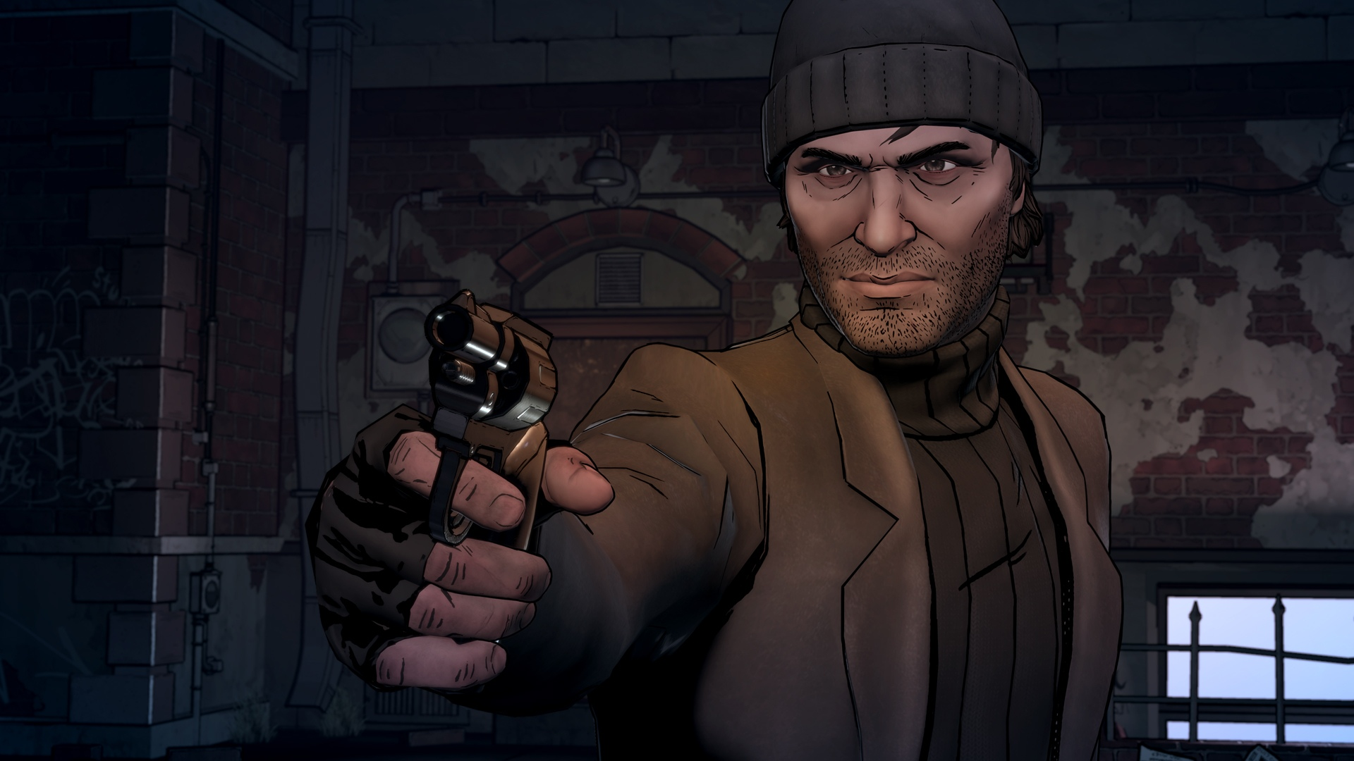 Joe Chill (Batman: The Telltale Series)