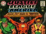 Justice League of America Vol 1 57