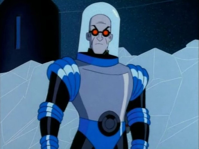 Batman (1992 TV Series) Episode: Deep Freeze