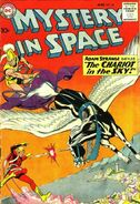 Mystery in Space 58