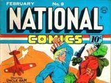 National Comics Vol 1 8