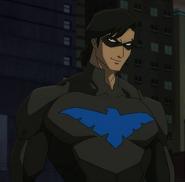 Nightwing War 001