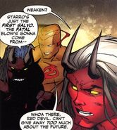 Starro Titans Tomorrow 0001