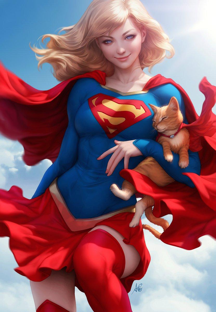 Supergirl Vol 7 26 Textless Variant.jpg
