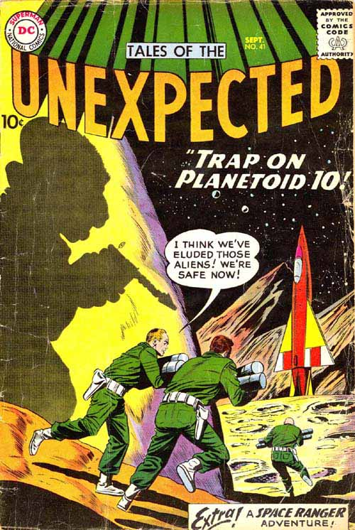 Tales of the Unexpected Vol 1 41