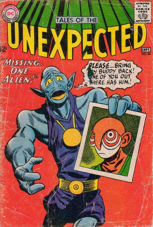 Tales of the Unexpected Vol 1 84
