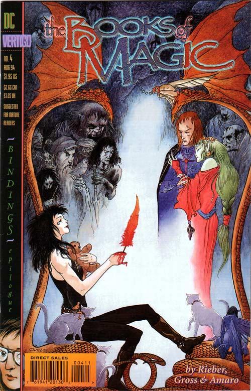 The Books of Magic Vol 2 4