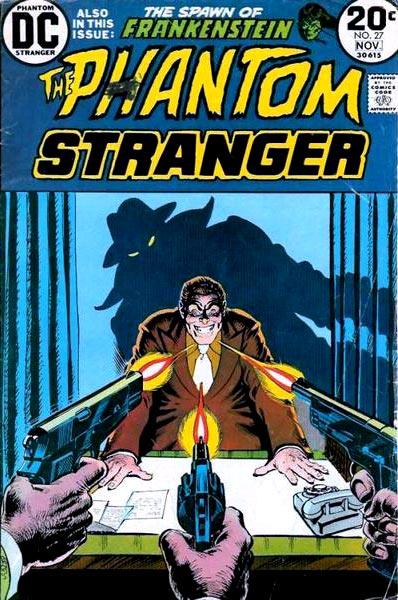 The Phantom Stranger Vol 2 27