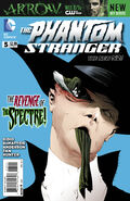 The Phantom Stranger Vol 4 5