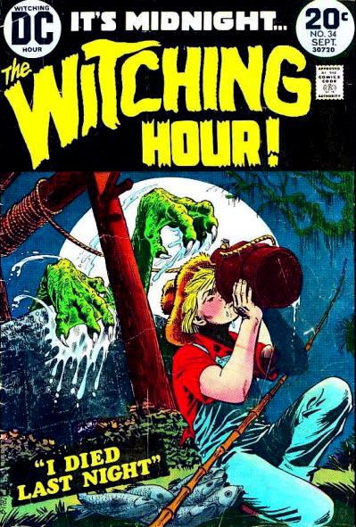 The Witching Hour Vol 1 34