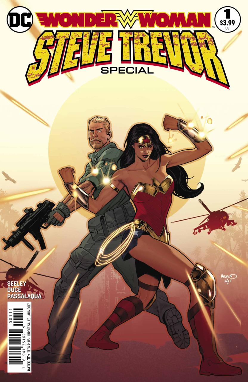 Wonder Woman: Steve Trevor Special Vol 1 1