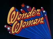 Wonder Woman title card