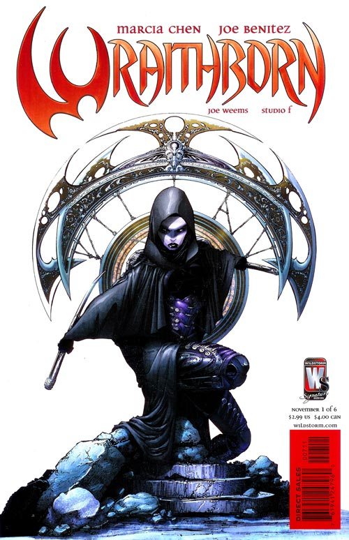 Wraithborn Vol 1 1