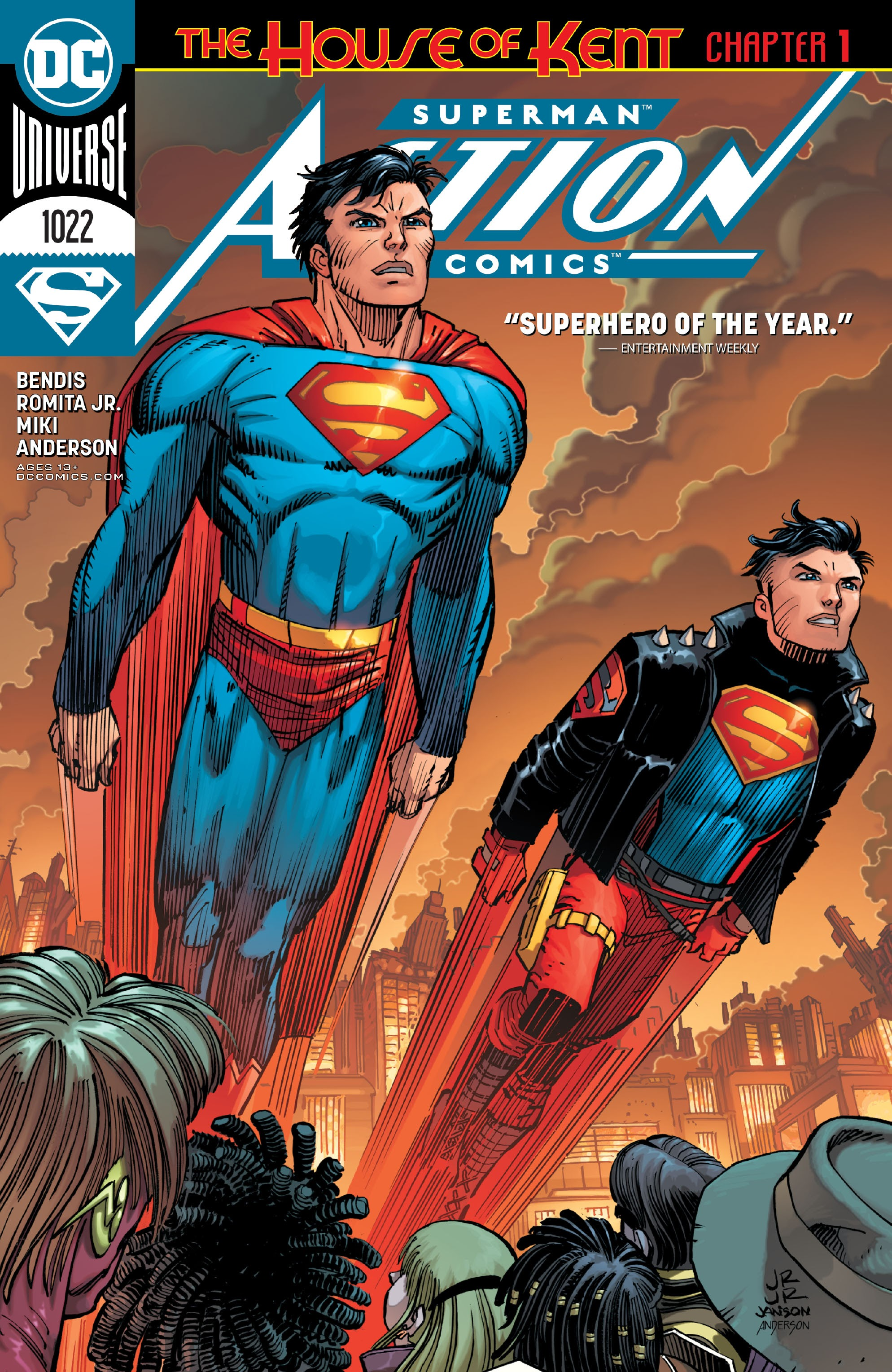 Action Comics Vol 1 1022