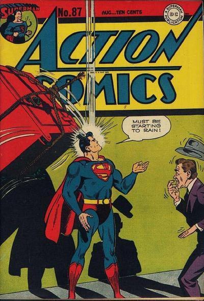 Action Comics Vol 1 87