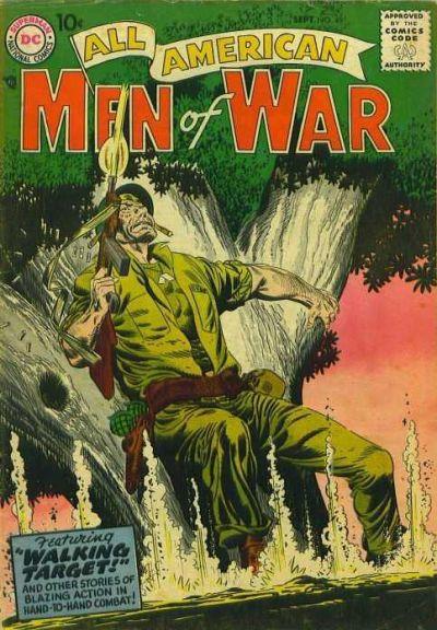 All-American Men of War Vol 1 49