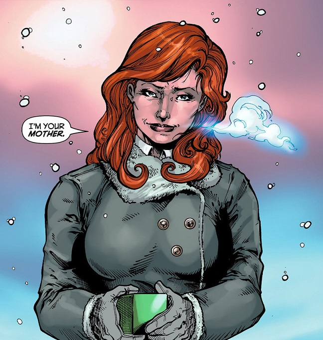 Barbara Eileen Gordon (Prime Earth)