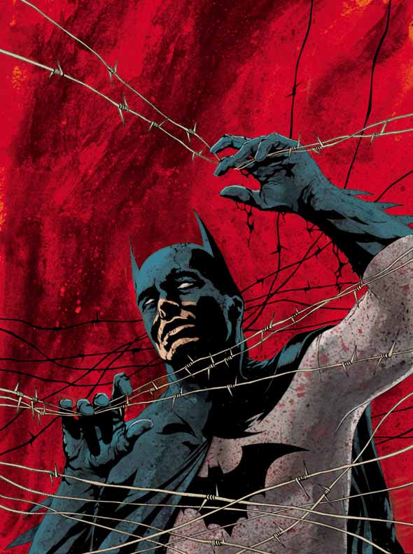 Batman: Our Worlds at War Vol 1 1