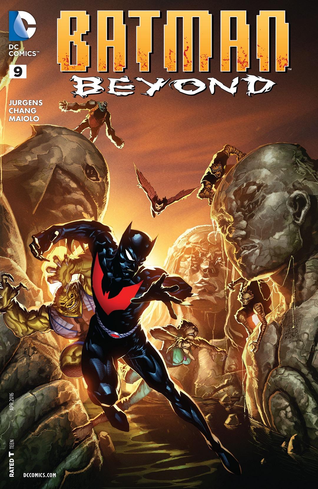 Batman Beyond Vol 5 9
