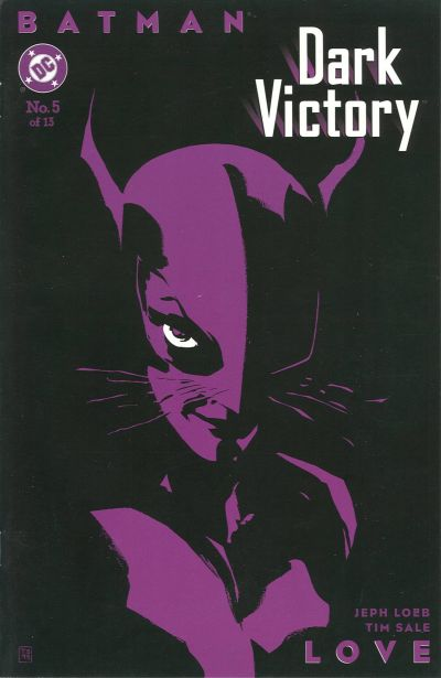 Batman: Dark Victory Vol 1 5