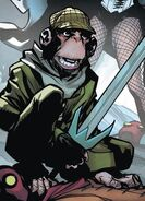 Bobo T. Chimpanzee Future State 0001