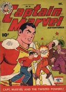 Captain Marvel Adventures Vol 1 50