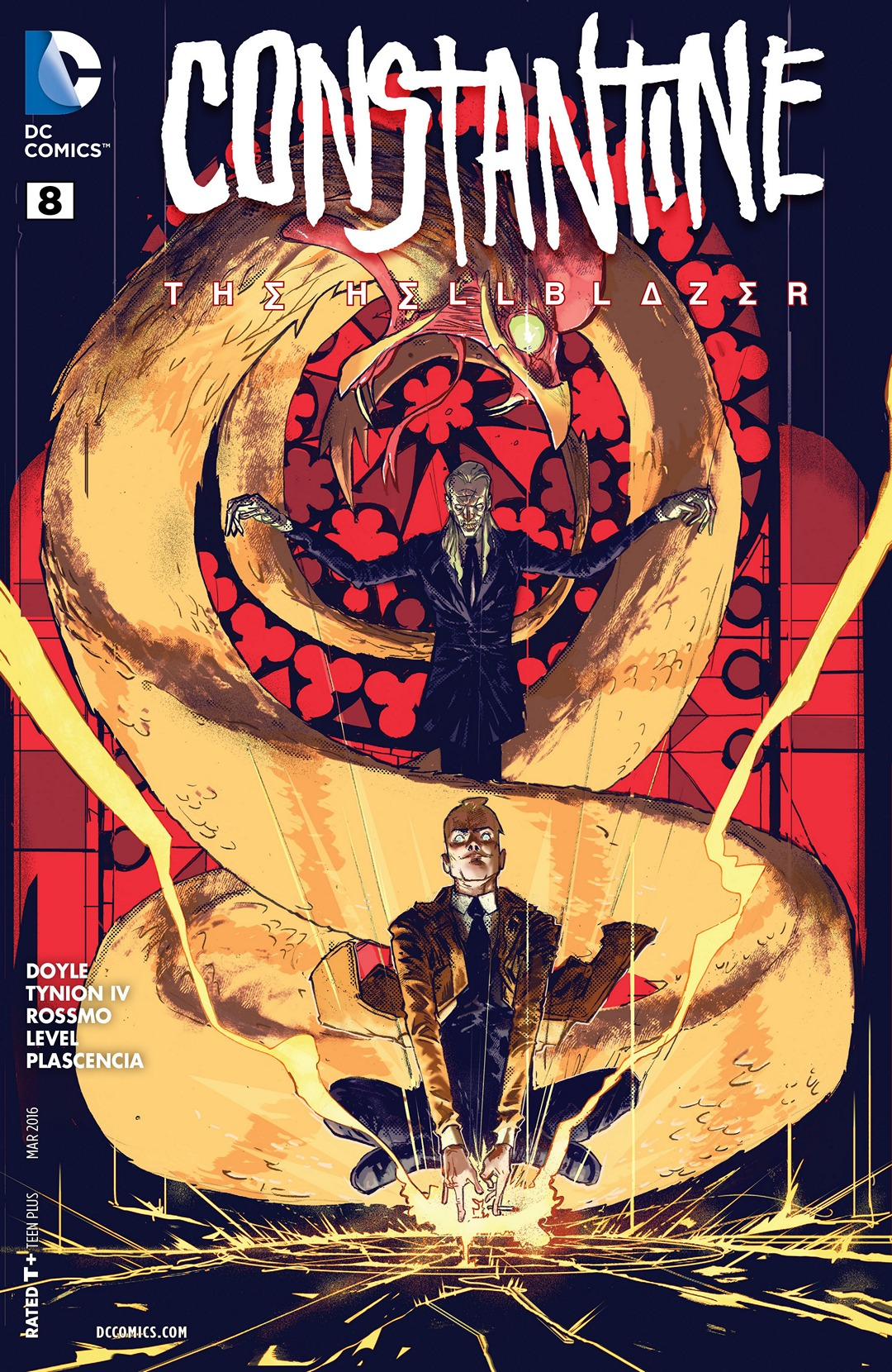 Constantine: The Hellblazer Vol 1 8