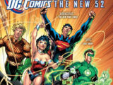 DC Comics: The New 52 (Collected)