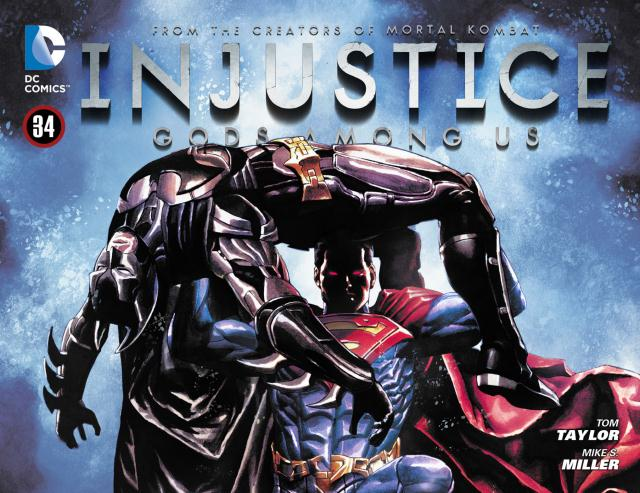 Injustice: Gods Among Us Vol 1 34 (Digital)