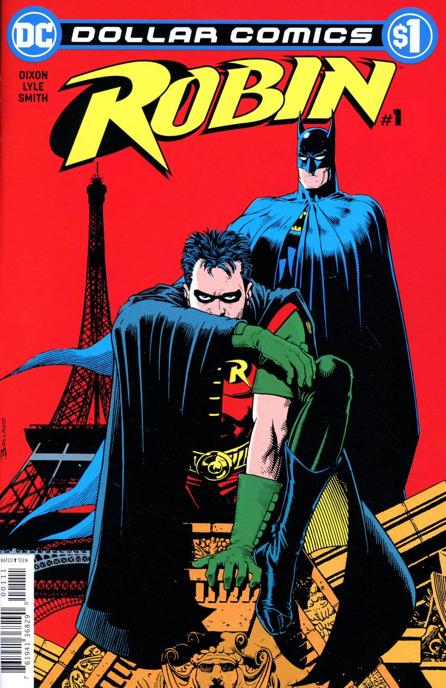 Dollar Comics: Robin Vol 1 1
