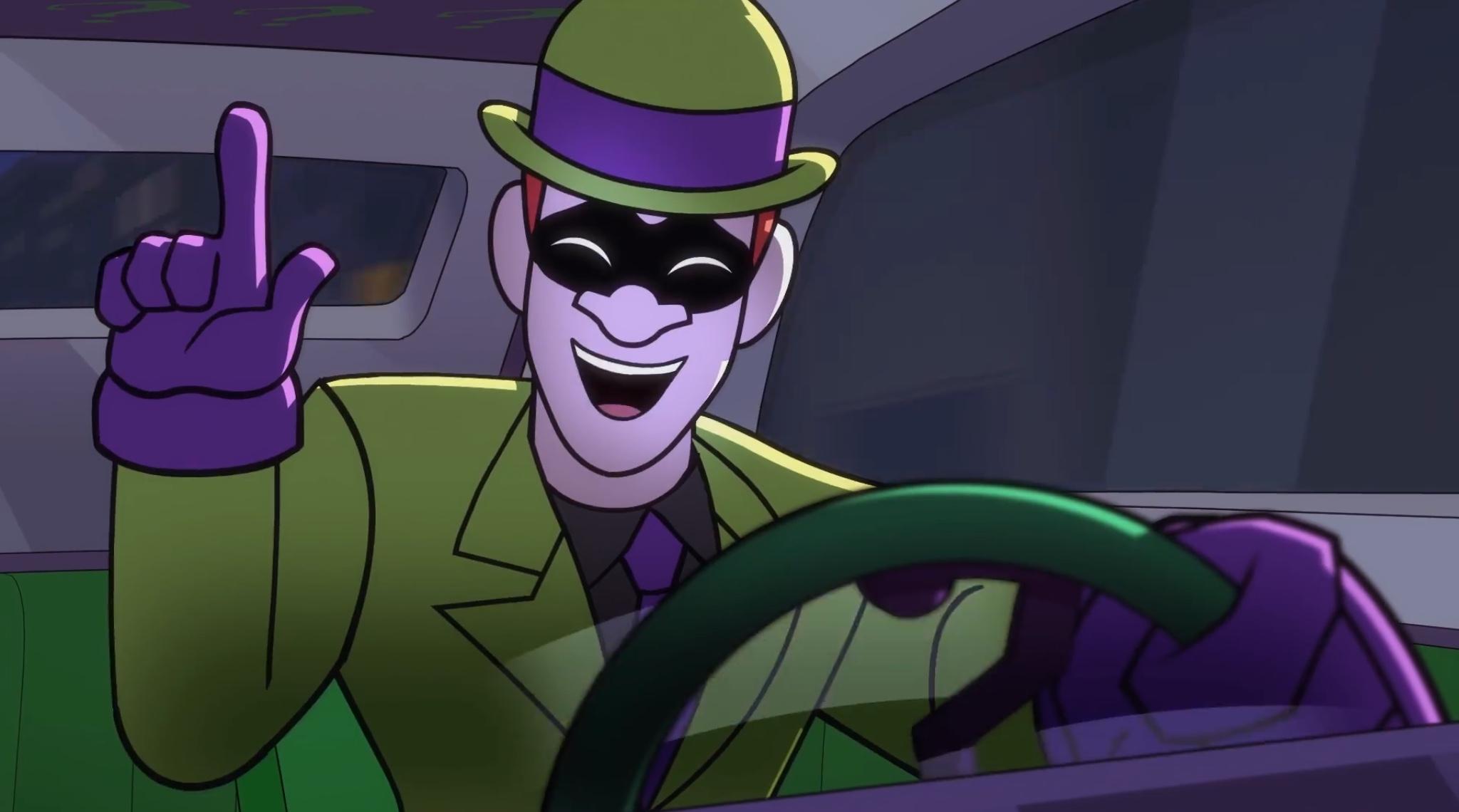 Edward Nigma (DC Super Friends Web Series)