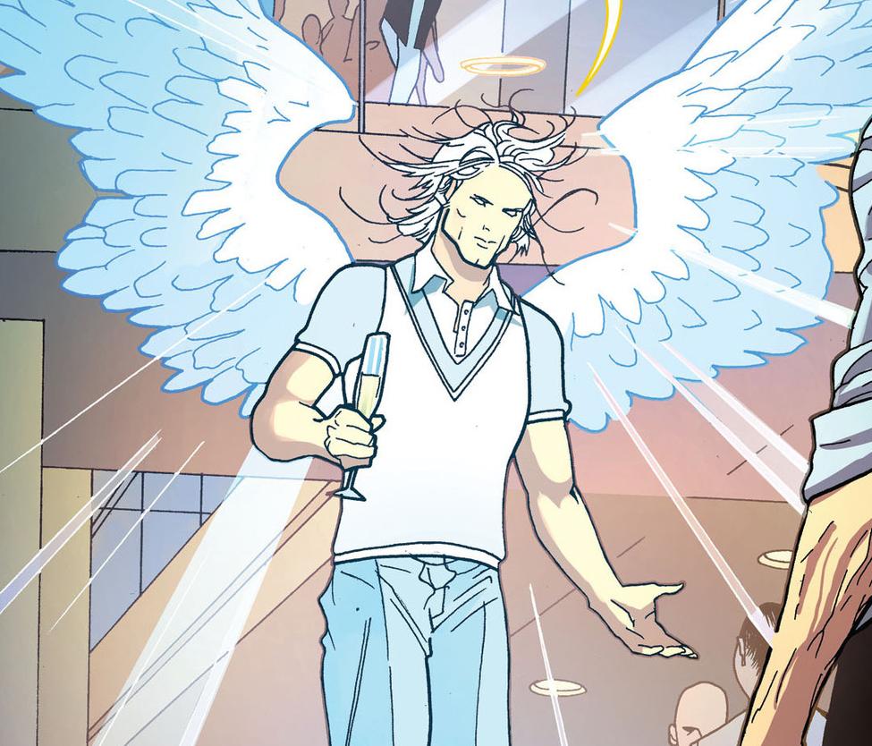 Gabriel (Prime Earth)