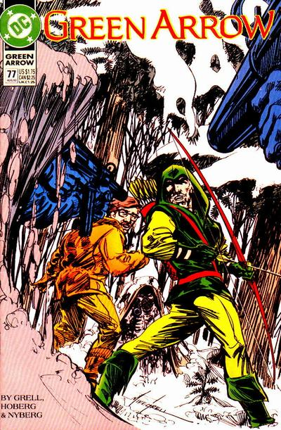 Green Arrow Vol 2 77