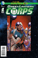 Green Lantern Corps Futures End Vol 1 1