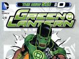 Green Lantern Vol 5 0