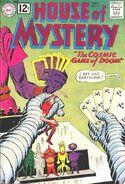 House of Mystery v.1 127