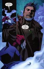 Hush looks identical to Bruce Wayne